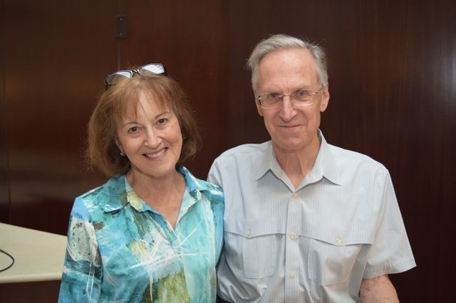 Molly Fort, Tony Fort Board of Directors.JPG