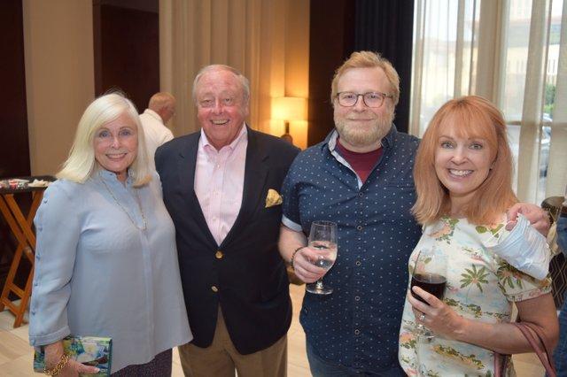 Linda Gorrell, Frank C. Gorrell Board of Directors, Mark Byrd, Christy Byrd.JPG