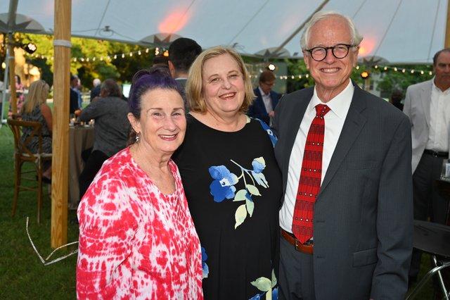 Emily Magid, Fran and Cyril Stewart.JPG