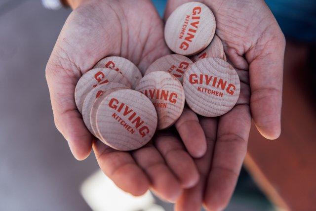 GIVING KITCHEN 21