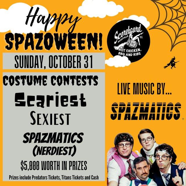 Scoreboard - Halloween (Social) - 2