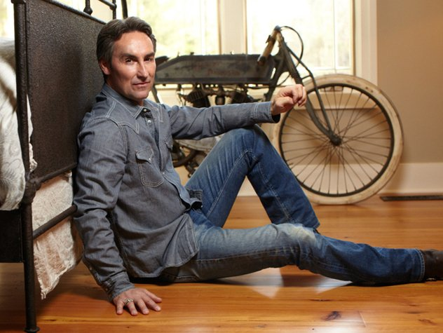 Exclusive Home Tour With Mike Wolfe Nashville Lifestyles